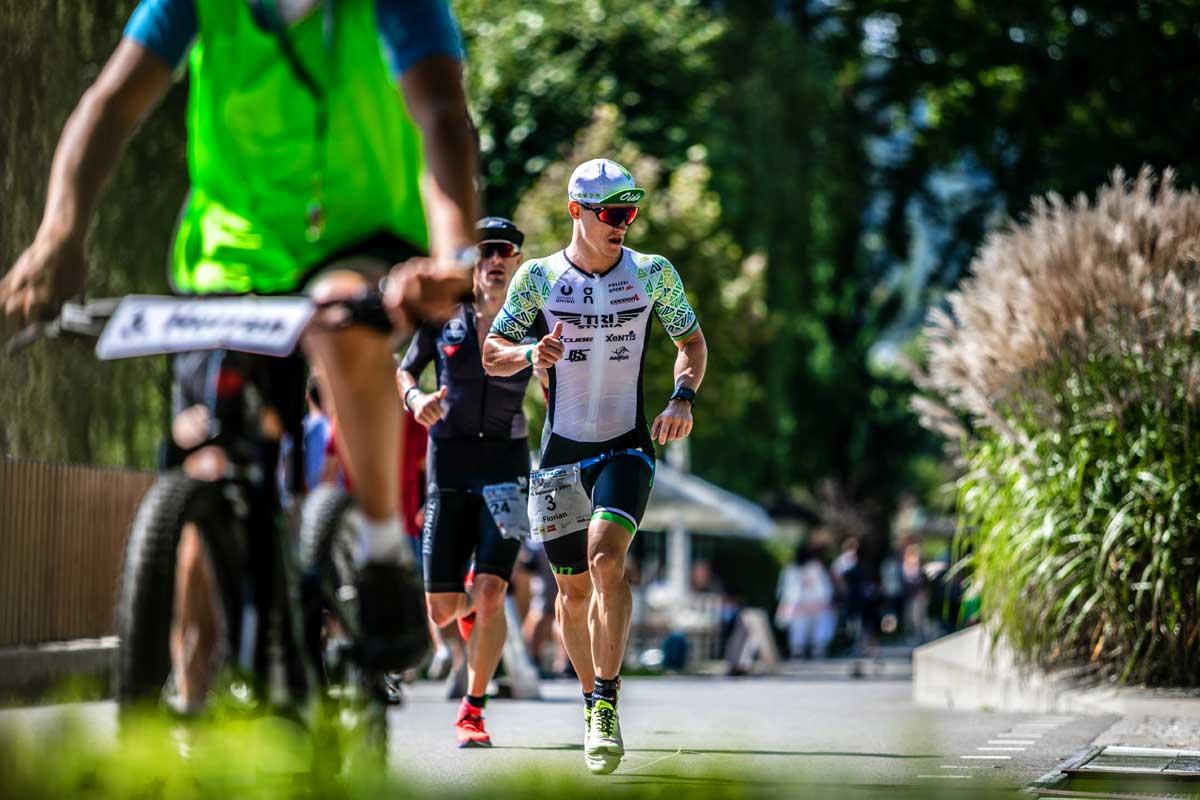 Strandbad Unterburg am Klopeiner See Events Südkärntner Triathlon